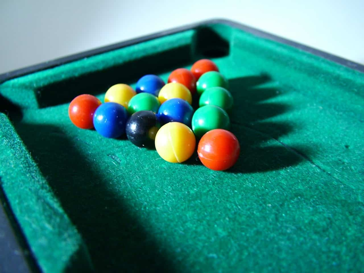 best mini pool table