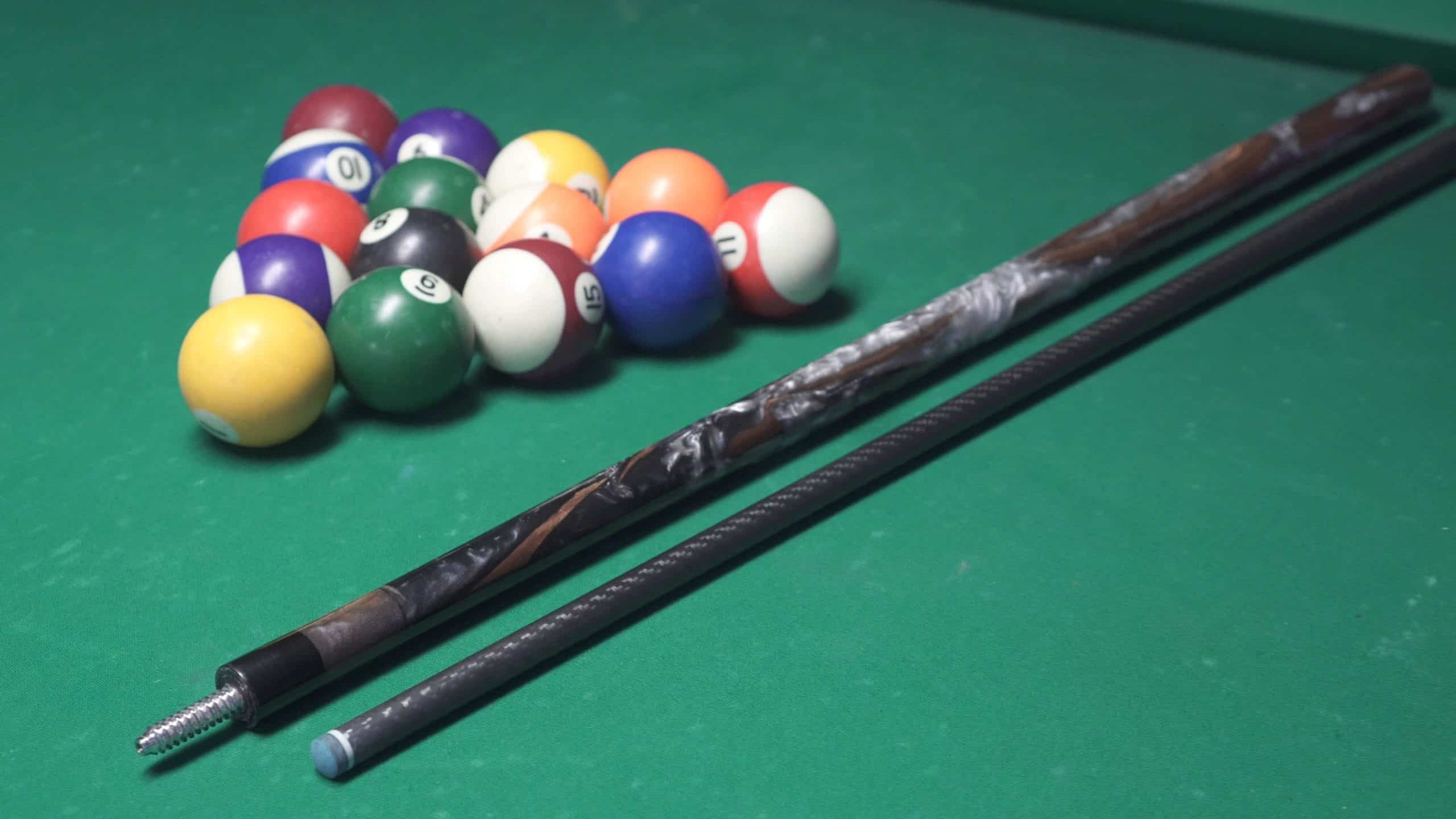 best pool cue shafts