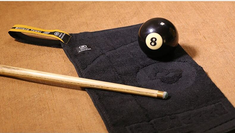 how to clean a pool cue