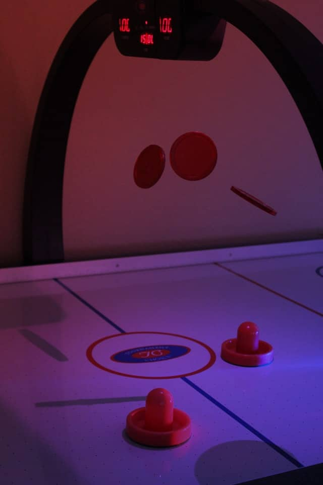 air hockey rules and tips