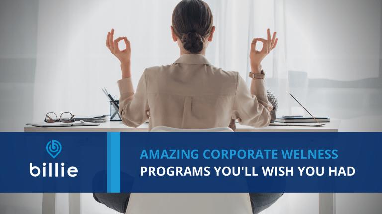 amazing corporate wellness programs