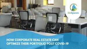 GoSpaces Mobile | Corporate Real Estate Post Covid-19