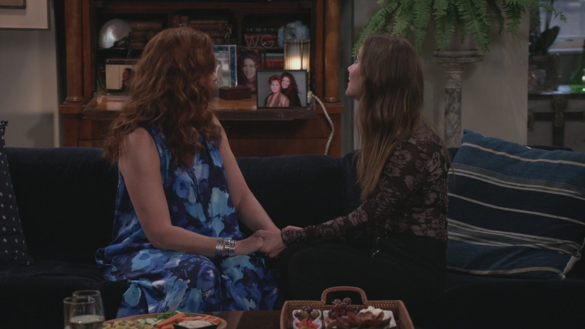 "Will & Grace: 11×09 – ""Bi-Plane"" Screen Captures"