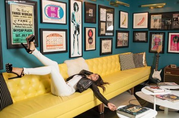 """""""A lifestyle fashion shoot at the Verb Hotel in Boston, Massachusetts Friday, August 4, 2017."""""""