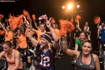 """""""The 2018 Cycle For Survival is held at Equinox in Boston, Massachusetts Friday, February 2, 2018."""""""
