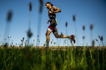 BOSTON, MA - JULY 28: during the Columbia Threadneedle Investments Triathlon on July 28, 2019 in Boston, Massachusetts.