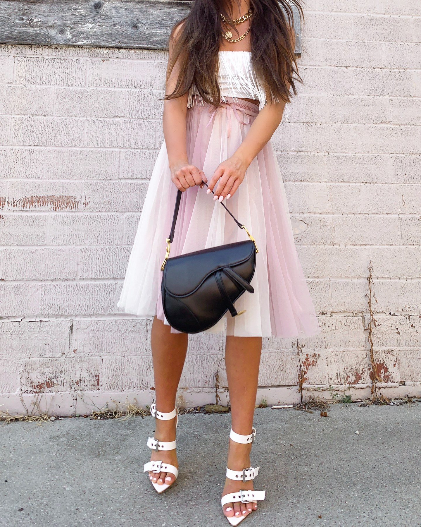 Chic Wish Tulle Skirt