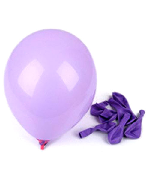 """Billige """"non toxic"""" lilla balloner til børnefødselsdag"""