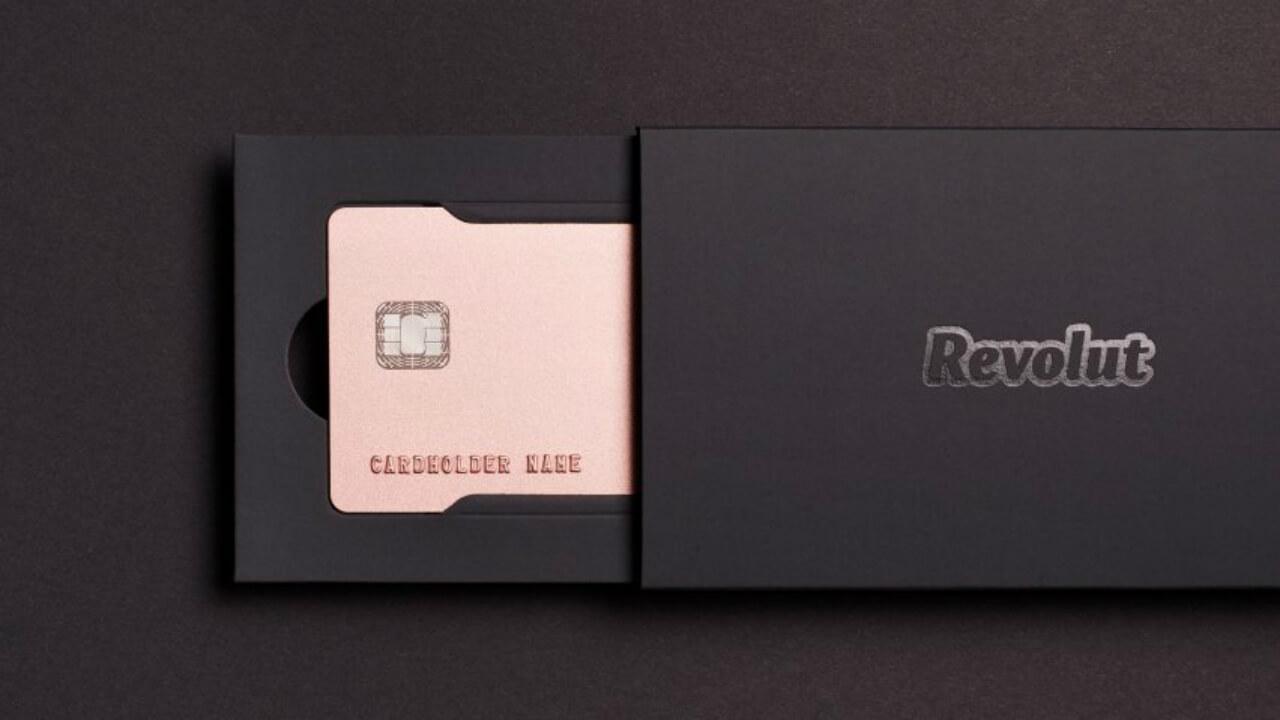 revolut card crypto