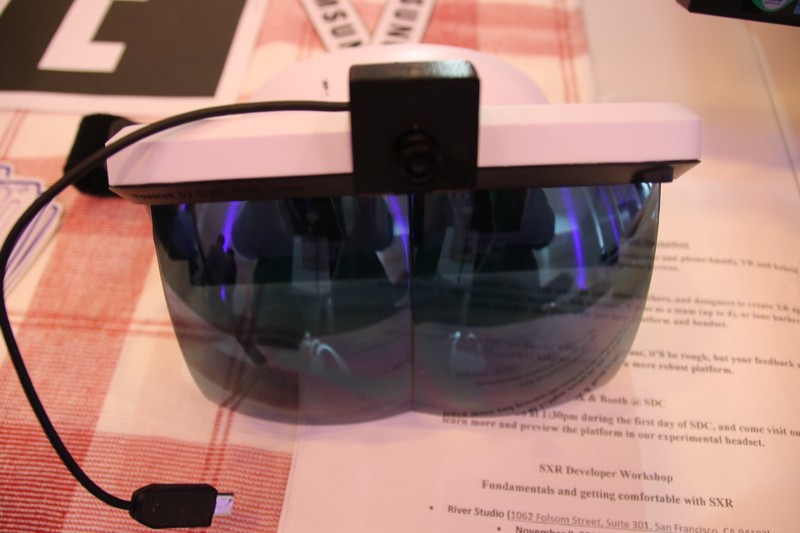 Samsung Emerged In The Augmented Reality Market With The New SXR SDK
