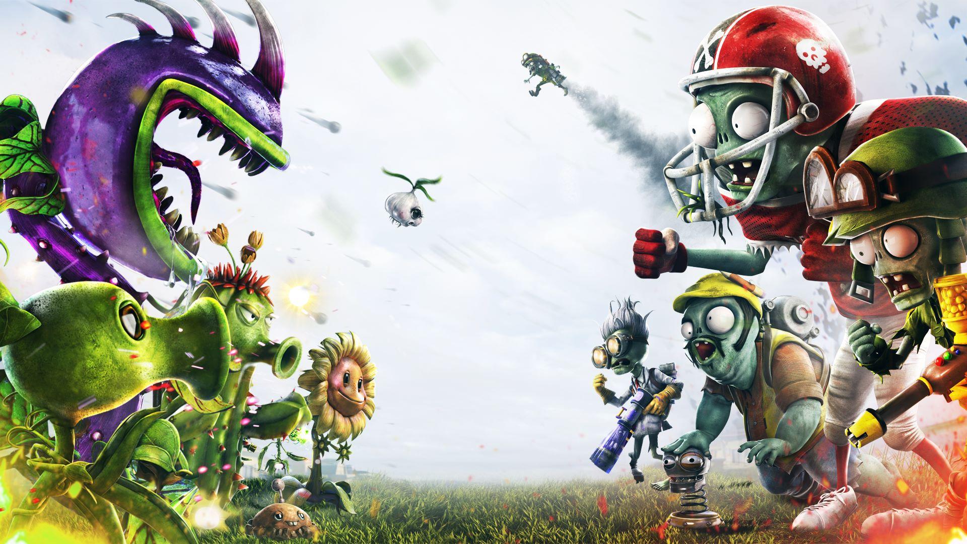 plantas versus zombies 3