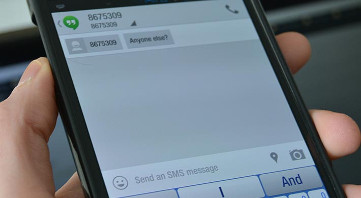free text apps for android