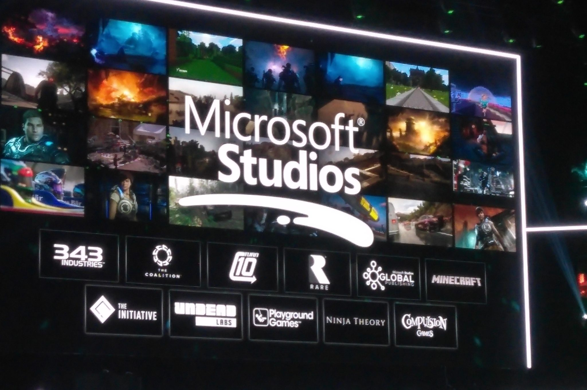 Xbox Studios Teased Upcoming 2019 Games and