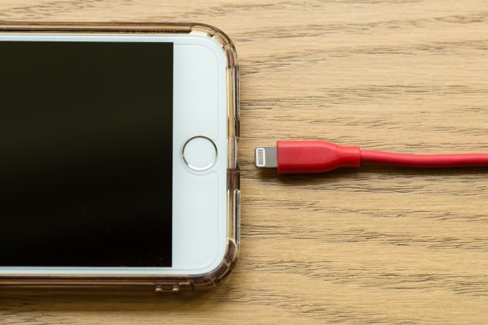 iphone not charging problem