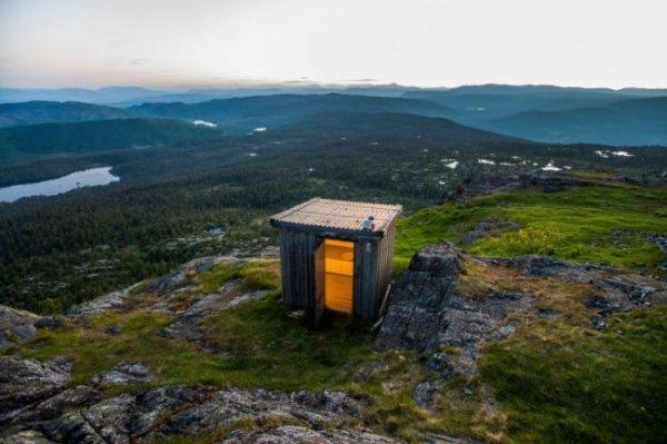 Самые удивительные туалеты мира 10 фото 187 Интересные