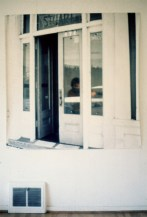 "Bill Jones, Landscape #1, 1971, silver print, cut glass, 122 x 122 cm, 48"" x48"". Collection The Vancouver Art Gallery."