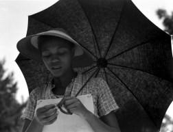 """July 1937. """"Louisiana Negress."""""""