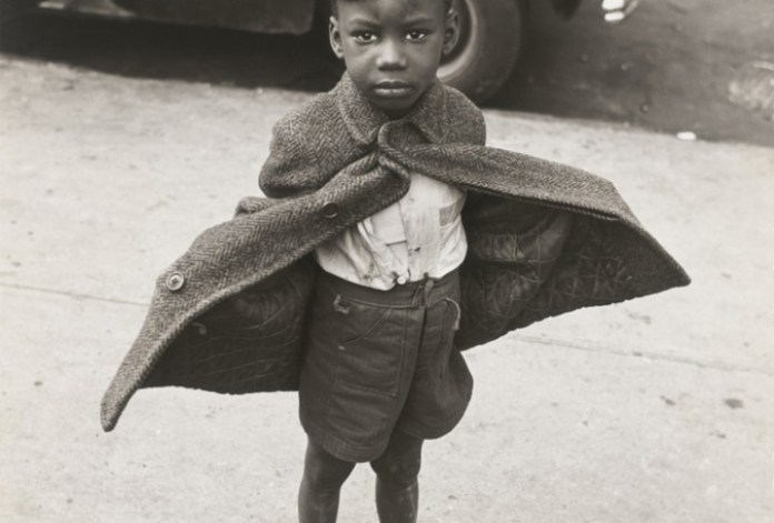 Photo by Alfred Stieglitz (Notice the pyramidal form.)