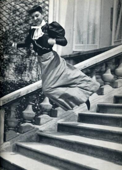 "Jacques Lartigue, ""Mi prima Bichonnade,"" 1905. He was 11."