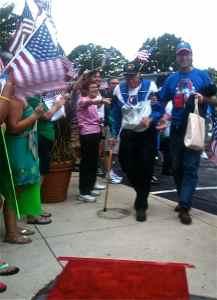 Philadelphia Honor Flight Sept. 9 2012 Trip