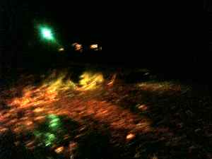 Hurricane Sandy Springfield Photo Essay 10:52 p.m. Oct. 29, 2012