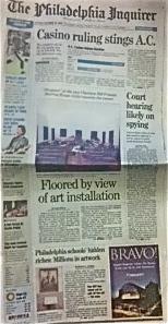 Philadelphia Inquirer Dirty Linen Exposed