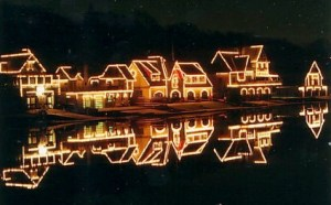 Pennsylvania Best Views Boathouse Row