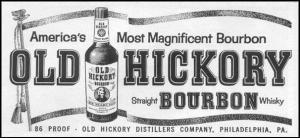 Publicker Distillery At The Beginning Old Hickory