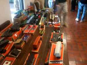John DuPont Train Set Auction Gives John du Pont Snapshot