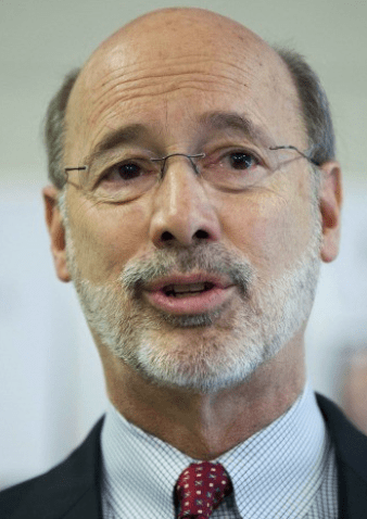 Most Leftist Governor Is Tom Wolf Says HuffPo