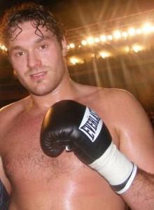 Tyson Fury Vs Muhammad Ali
