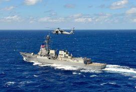 China Sea Keeping Free