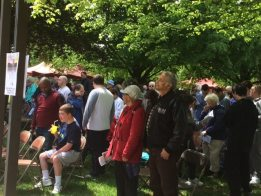 66th Annual NDP Draws Crowd to Rose Tree Park