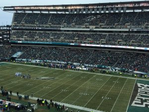 NFL Down 3 Million Viewers