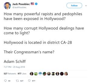 Adam Schiff Pedophile