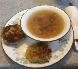 Simple Delicious Navy Bean Soup