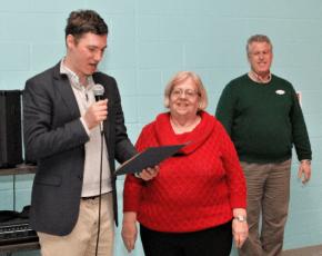 Cheryl Spaulding Honored In Downingtown