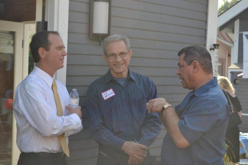 Adam Schiff Ed Buck And Eric Bauman