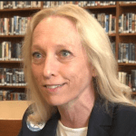 Mary Gay Scanlon First Town Hall