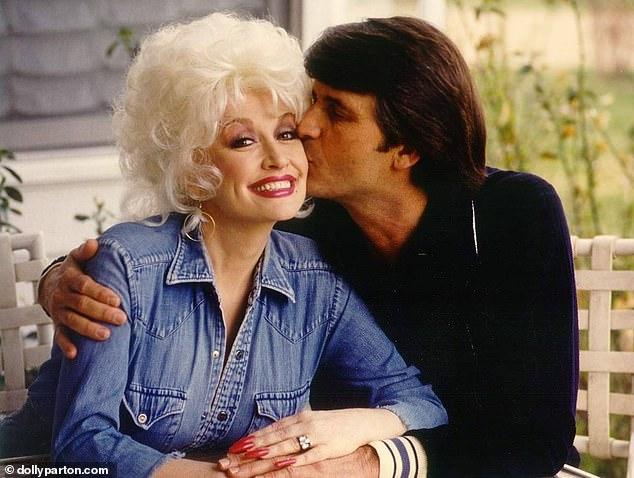 'I cried an ocean'—Dolly Parton after she had an 'affair of the heart'