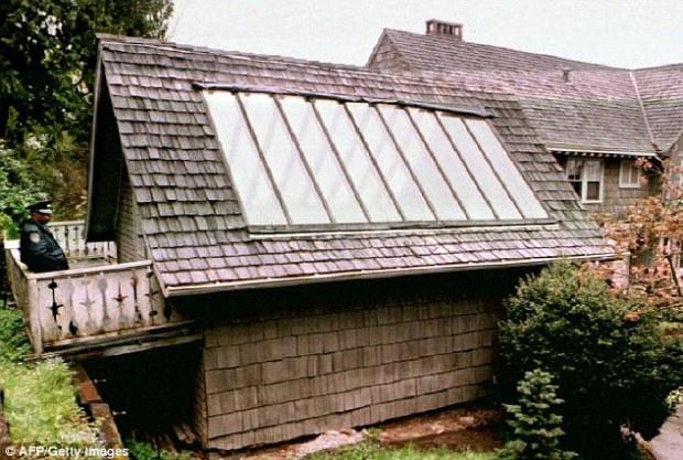 Cobain house