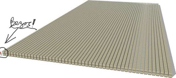 STACKED IN $1000 bills