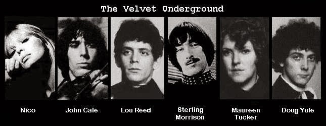 LOU REED'S BAND
