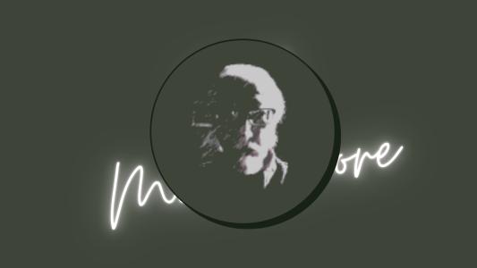Circled mug logo