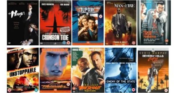 Tony Scott films