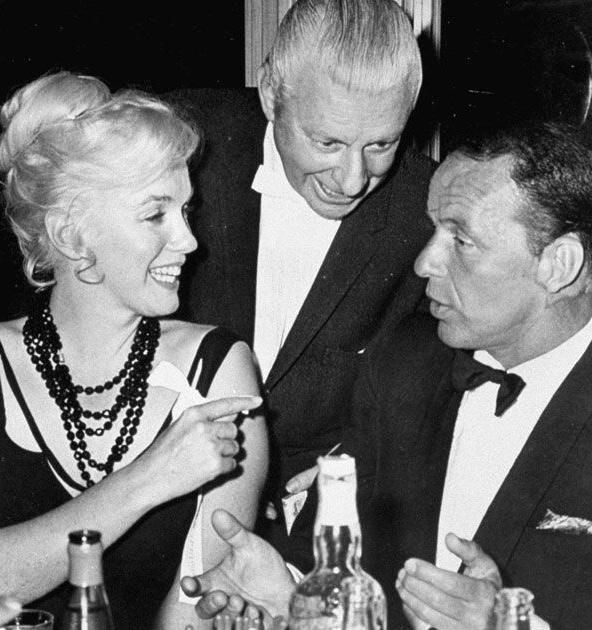 Sinatra believed Marilyn murdered.