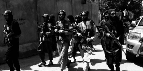 Taliban hunts down allies