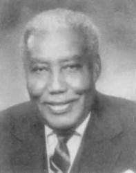 The great Pastor Lockridge.