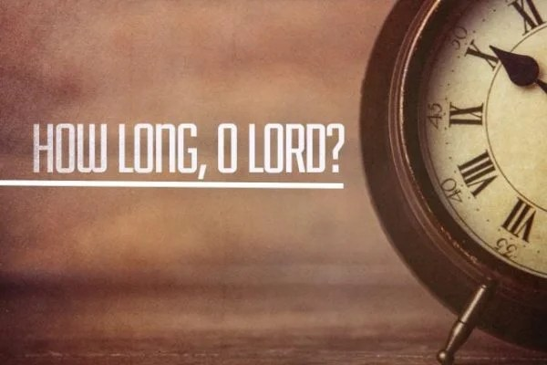 How Long O Lord? - CultureWatch