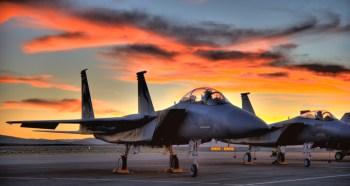 F15 Strike Eagles